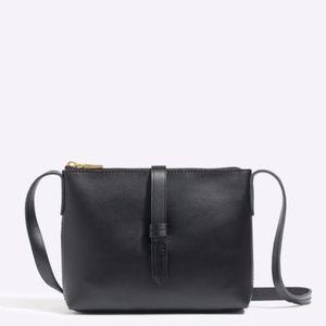 J. Crew Bags - • J.Crew • Ryann Crossbody Bag in Black